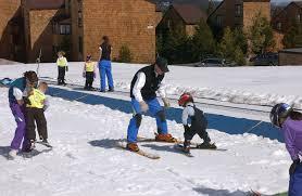 Як навчити дитину їздити плугом на лижах?
