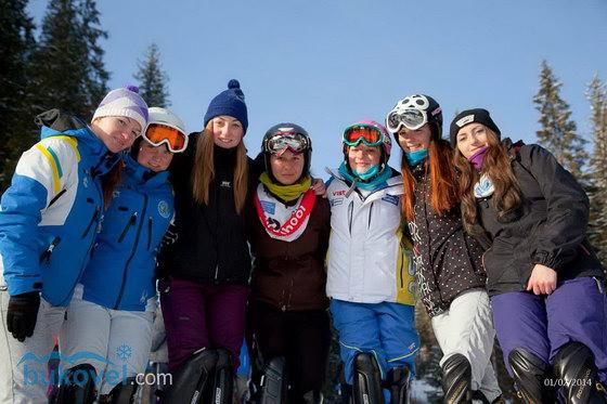 Кубок України зі сноубордингу 2014 (перший етап)