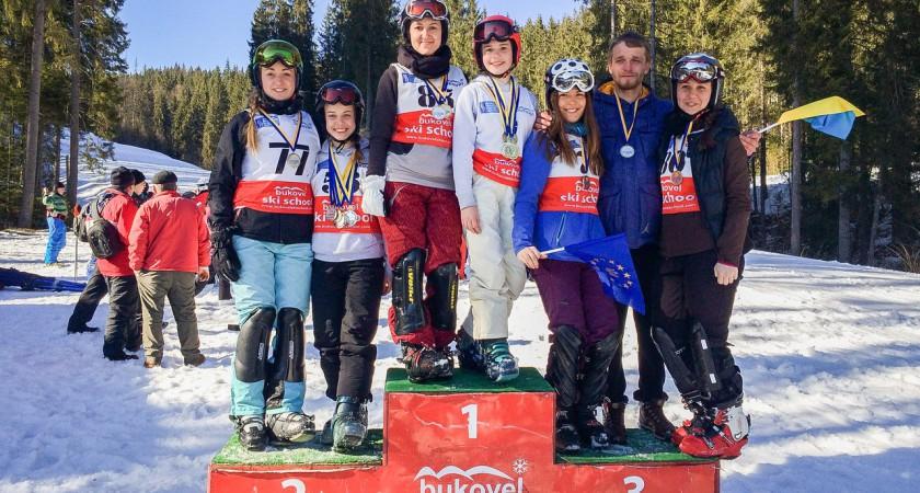 Кубок України зі сноубордингу 2015