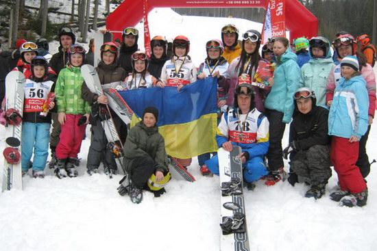 Результати ДЮСШ Екстрім сезону 2013