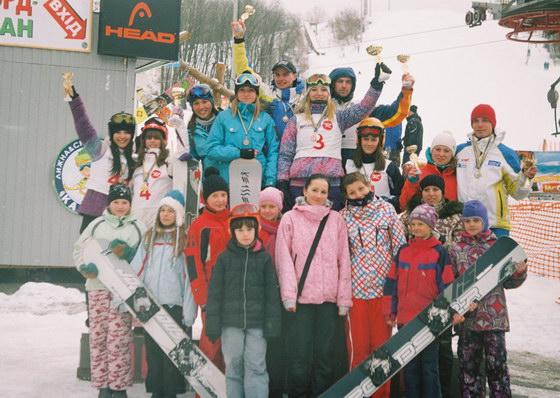 Кубок України зі сноубордигу 2012