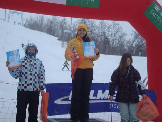 Переможці серед юніорок: Малічовська Ірина - 1 місце, Дерлиця Катерина - 2 місце