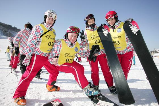 Тернопільські сноубордисти в Кореї – Dream Program – програма мрії!