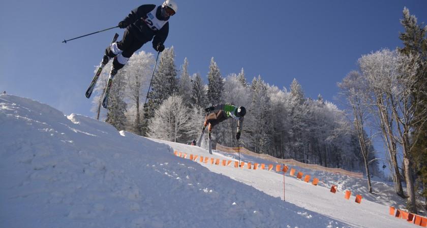 Чемпіонат України та Всеукраїнські змагання з лижного фристайлу 2015