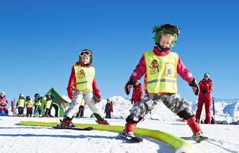 Як розвинути узгодженість між зоровим сприйняттям і рухами ногами на лижах?