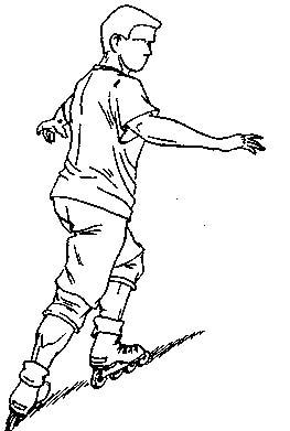 Поворот кросс-роллом