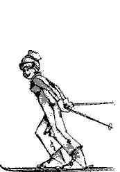Лижник-тваринка