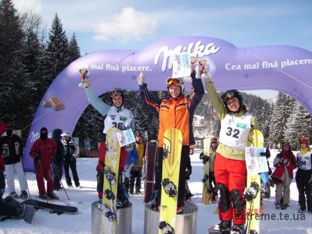 FIS старт в Румунії 2006