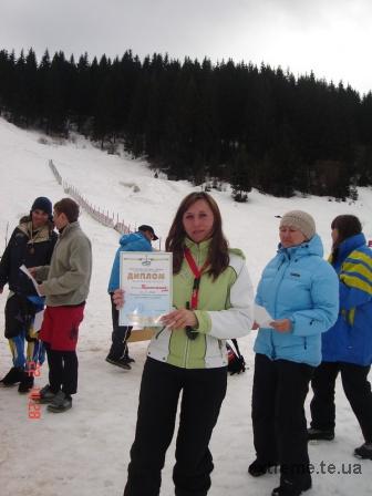 Командна перемога в Чемпіонаті серед юніорів з сноубордингу за тернопільськими сноубордистами. Тренер зі сноубордингу Скоропляс Ірина.