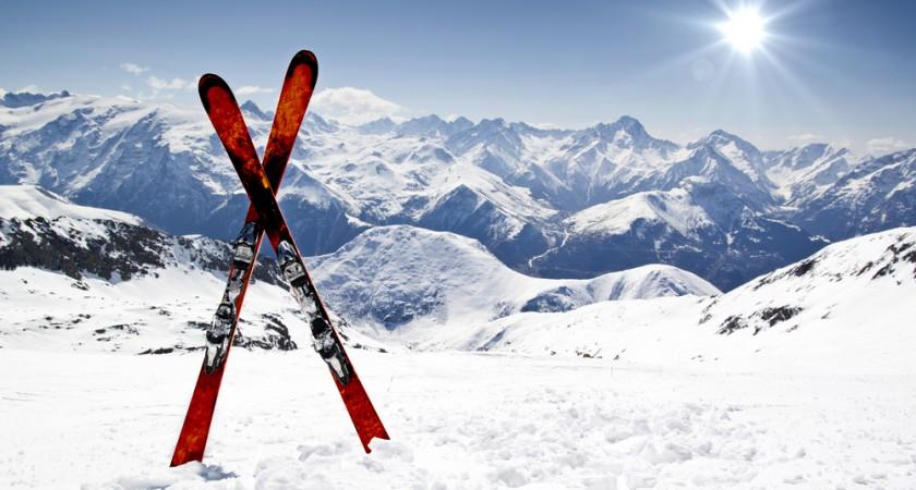 Найважлівіші характеристики гірськіх лиж