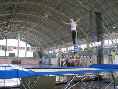 Всеукраїнські літні змагання з фристайлу 2008 р.