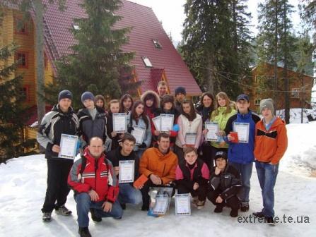 Чемпіонат України з фристайлу (могул) 2010