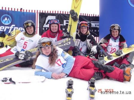 Чемпіонат Чехії з сноубордингу 2006