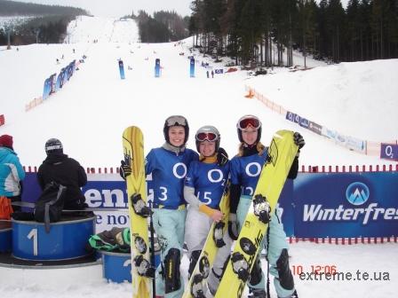 Чемпіонат Чехії з сноубордингу 2007