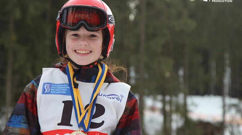 Чемпіонат України зі сноубордингу серед дівчат та юнаків 2015