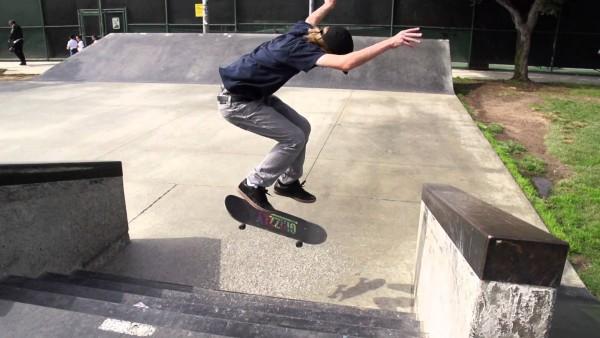 Хардфліп (Hard Flip) на скейтбордингу