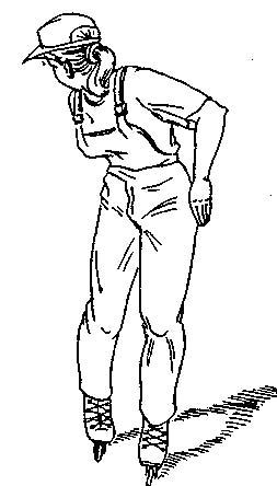 Рух на роликах заднім ходом