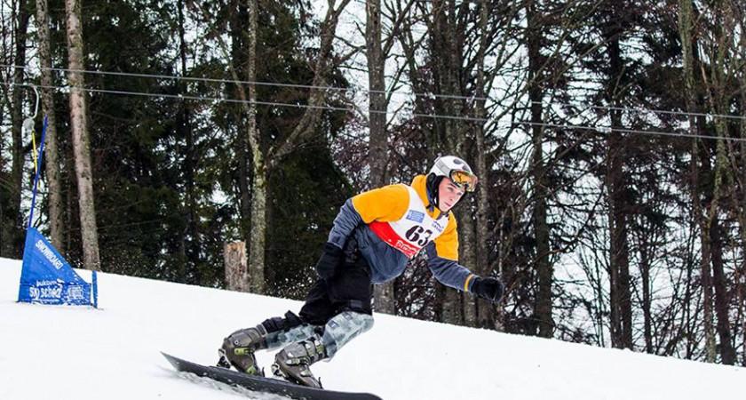 Сноубординг – історія виду спорту