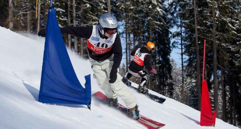 Сноубординг та його види