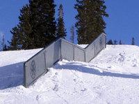 Види перил для джибінгу на сноуборді
