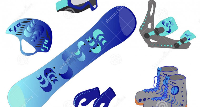 Оснащення та екіпіровка сноубордиста