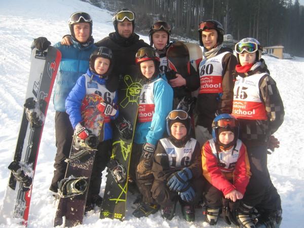 команда Бігуняка