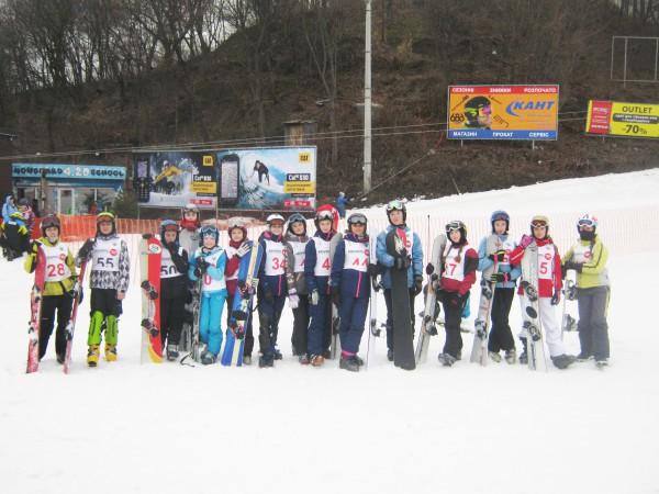 київ сноуборд