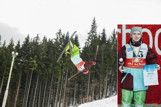 Бронзовий призер Кубка України Юрій Хомут