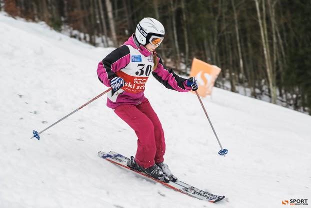 Віка Приймак – переможниця Кубка України з лижного фрістайлу серед дівчат