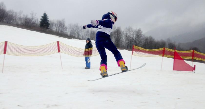 6 призерів Чемпіонату України з сноуборду 2016 року