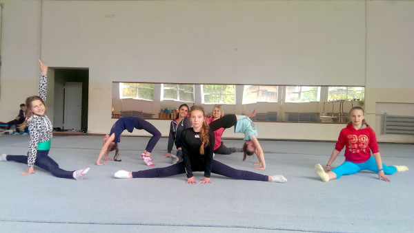 гімнастика Франківськ