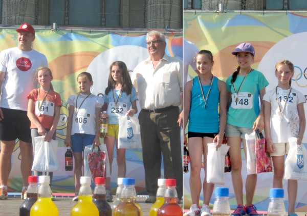 призери-біг дівчата