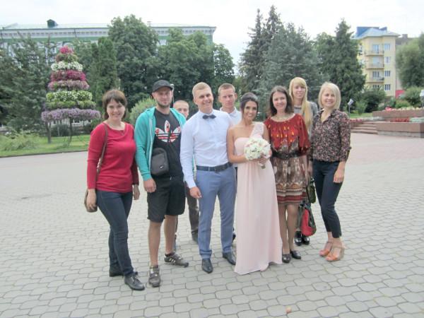 Весілля Юнко