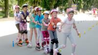 СДЮСШ «Екстрім» на святі Дня Молоді у Тернополі