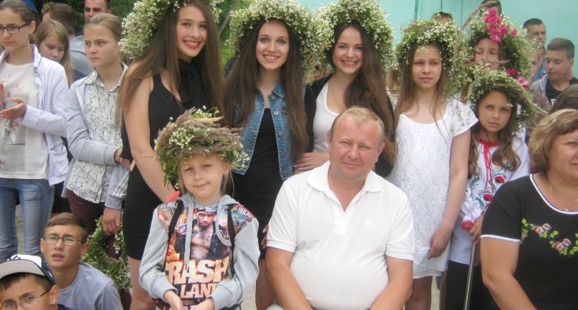 """Вихованці СДЮСШ """"Екстрім"""" святкують Івана Купала в Скоморохах"""