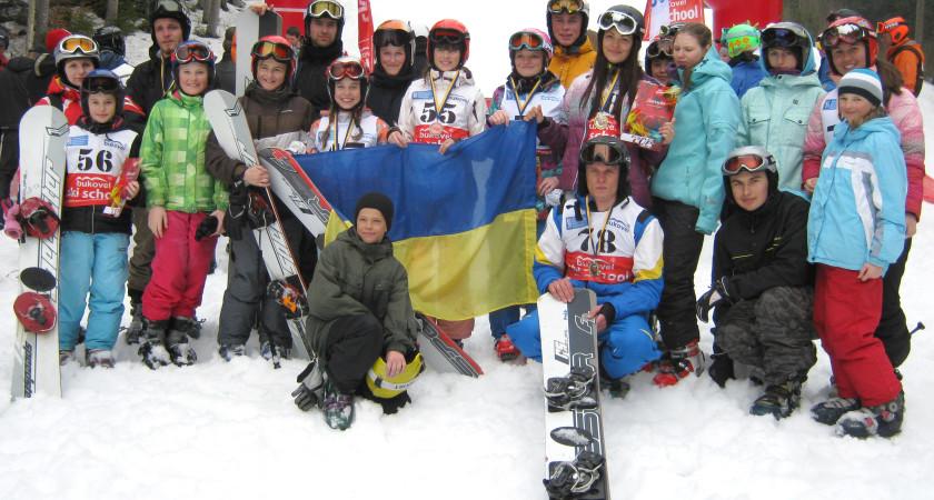 Подяка Президенту Тернопільської обласної федерації зимових видів спорту   пану Василю Коженьовському