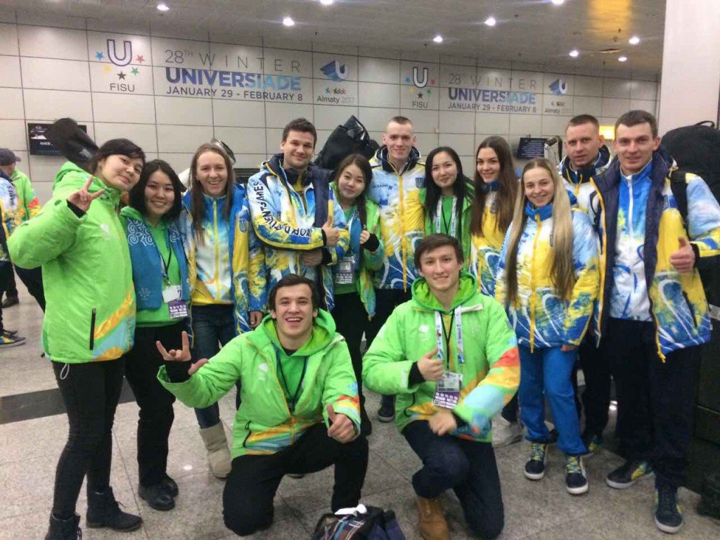 команда в Казахстані