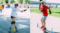Чемпіонат міста Тернополя на роликових ковзанах та скейтах до Дня Захисту дітей