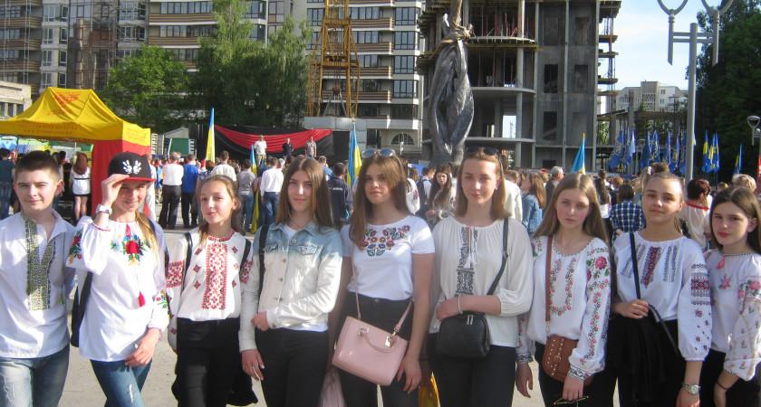 Вихованці СДЮСШ «Екстрім» вшанували Героїв 23 травня 2017 р.