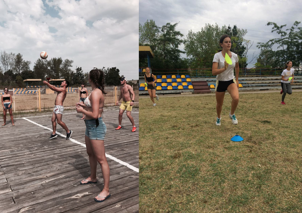 волейбол-Херсон 2017
