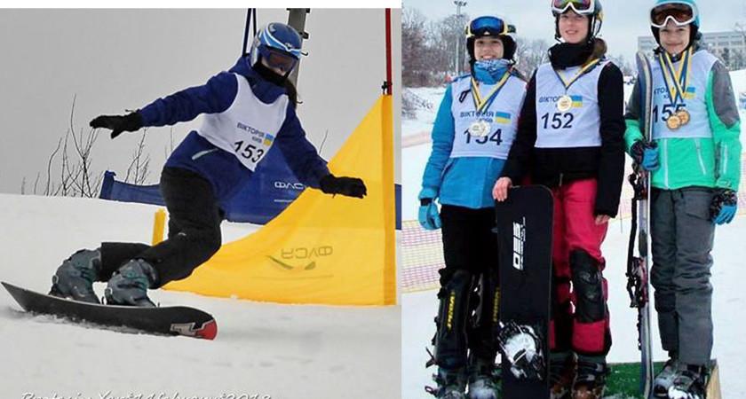 17 медалей на І-му етапі Кубка України – 2018  з сноуборду   в м.Києві