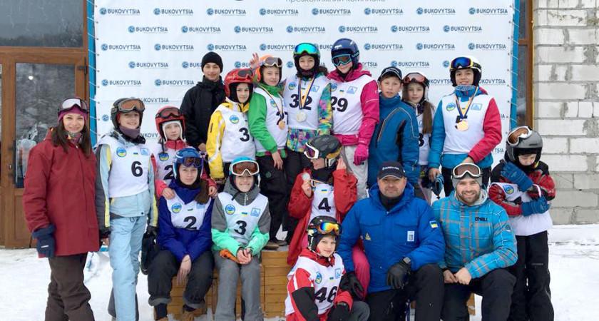 8 нагород  Чемпіонату України з сноуборду здобули команди СДЮСШ «Екстрім»  м. Тернополя та Тернопільської області
