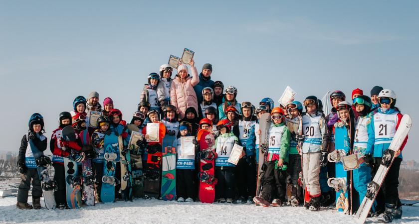 Чемпіонат міста Тернополя – 2018  зі сноуборду