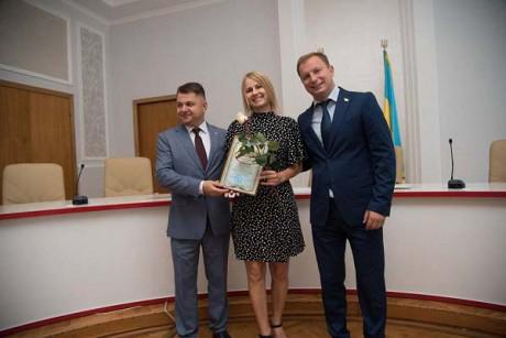 Оксана Щербанюк обл 2018