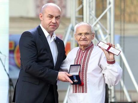 Керівник СДЮСШ «Екстрім» Володимир Ліщук став Почесним громадянином Тернополя