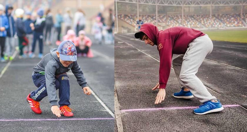 Змагання із загально-фізичної підготовки вихованців  СДЮСШ «Екстрім»