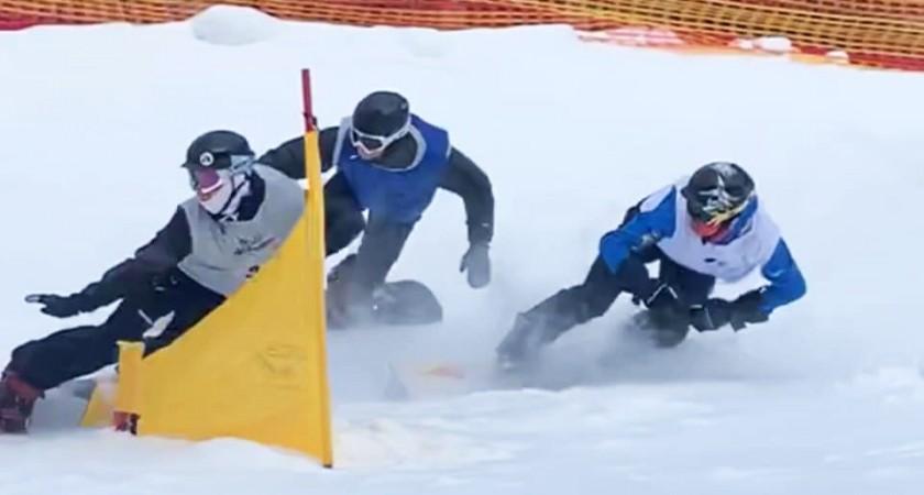 Чемпіонат України з сноубордкросу – 2019