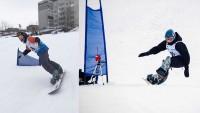 Чемпіонат міста Тернополя зі сноубордингу