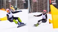 11 нагород  Чемпіонату України з сноубордингу здобули команди СДЮСШ «Екстрім»  м. Тернополя та Тернопільської області