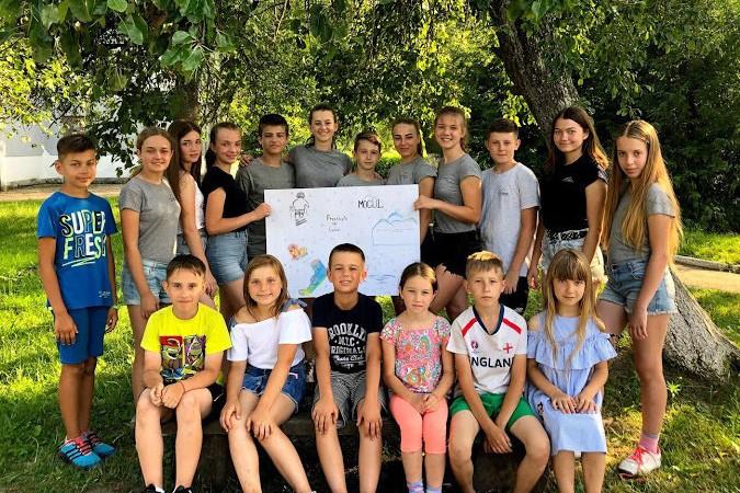 Оздоровлення фристайлістів в таборі «Барвінок» 2019 року !